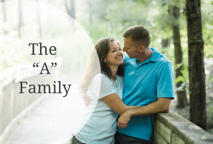 """Chesapeake Family Photography- The """"A"""" Family"""