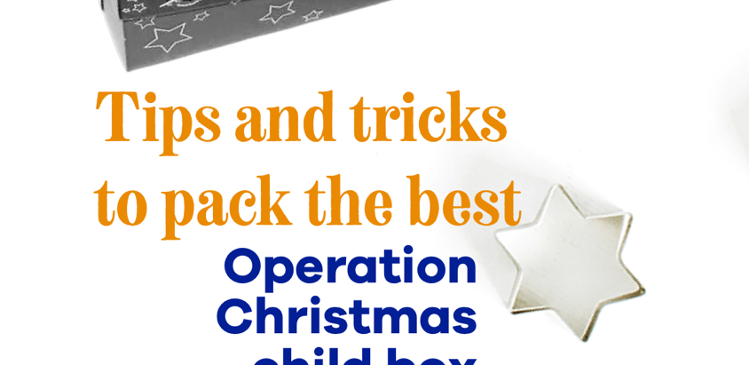 Operation Christmas Child: Tips and Tricks