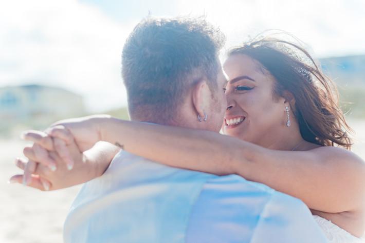 Virginia Beach Wedding Photographer | Marshall Arts Studio | Wedding Videography | Sandbridge Oceanf