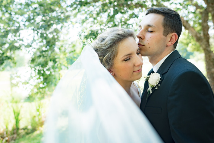 Chesapeake Wedding Photographer and Photobooth Owner, Traditions Catering - Rebecca and Preston