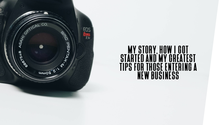 How I got started, my greatest mistake and my favorite tips