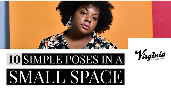 10 Easy Poses in a small Space | Virginia Photos and Films | Chesapeake