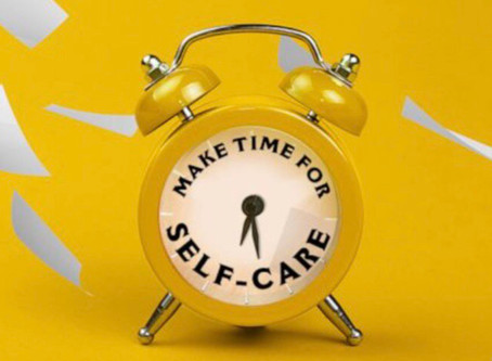 Make Time for Self -Care
