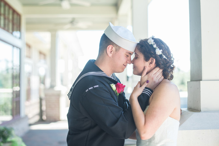 Princess Anne Country Club Virginia Beach Wedding Photographer Courtney and Ryan