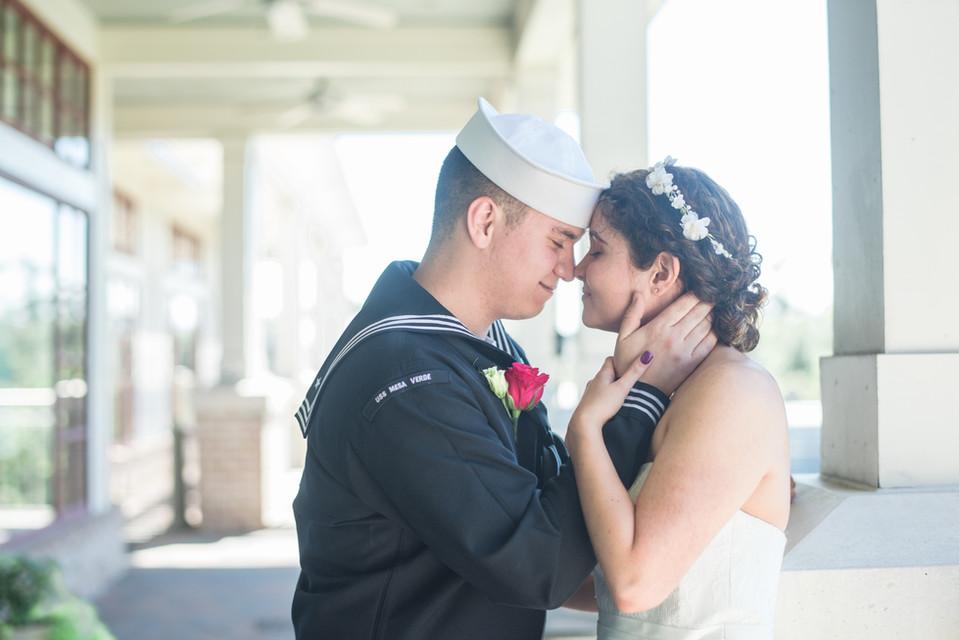 Princess Anne Country Club Virginia Beach Wedding Photographer Courtney and Ryan
