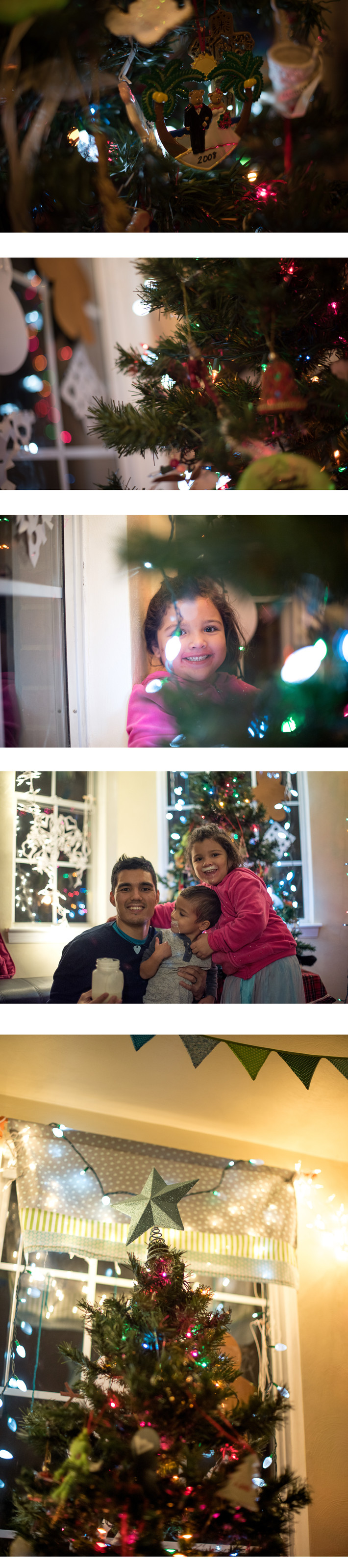 How to shoot great Christmas tree photos without flash!
