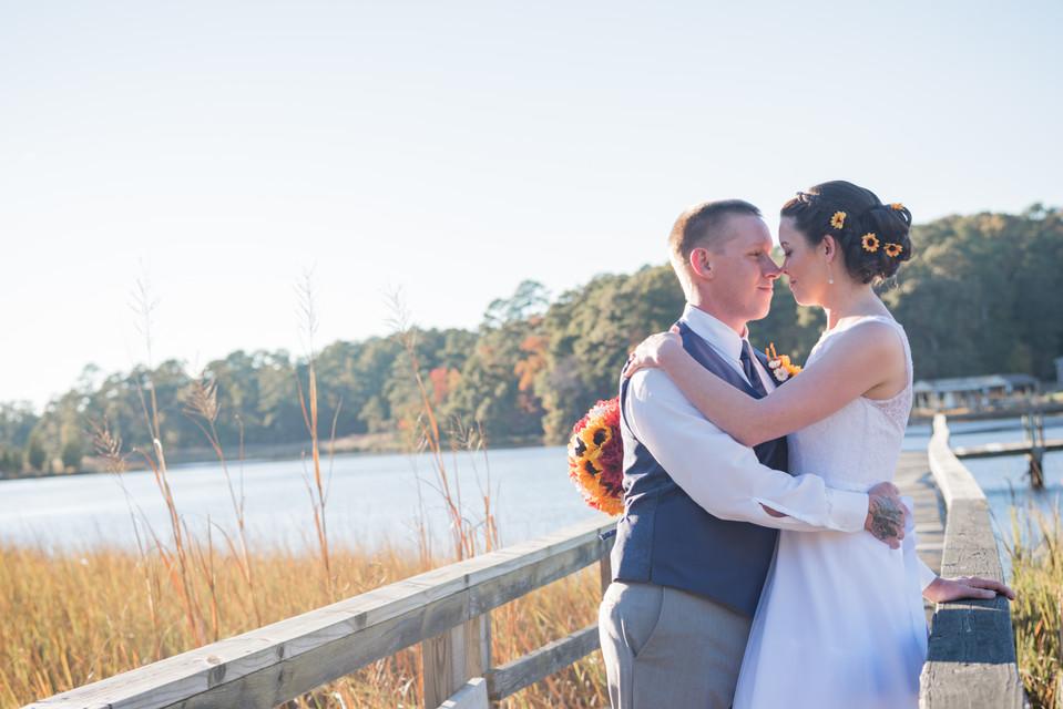 Izaak Walton League Chesapeake Virginia  | Marshall Arts Studio | Wedding Photography | Deep Creek C