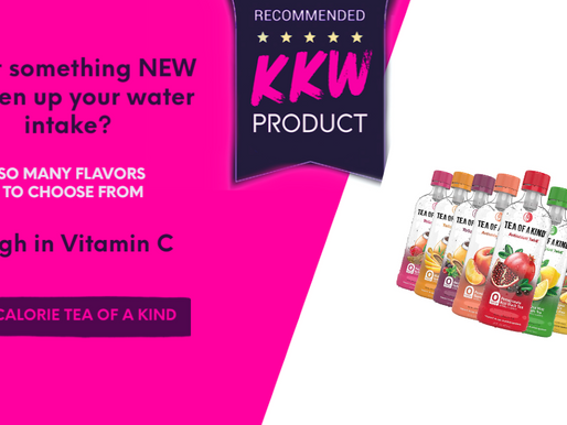 Want to Liven Up Your Water Intake in a Fun and Refreshing Way? Get These ZERO CAL Tea Of a Kind