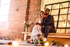 wedding photos makers craft brewery shoo