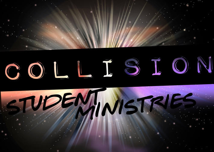 Collision Student Ministries Logo Concepts