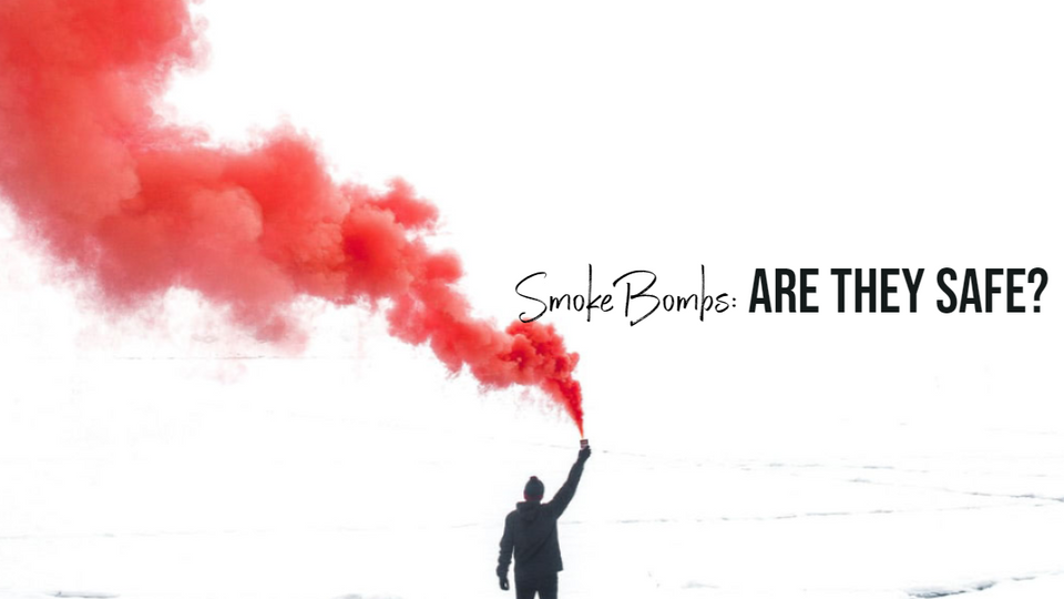 Smoke Bombs for Photography and Videography: Are they Safe?