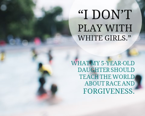 """""""I Don't Play With 'White' Girls:"""" What My Daughter Should Teach The World Abo"""