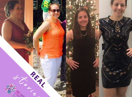Real stories: Meaghan Dominy
