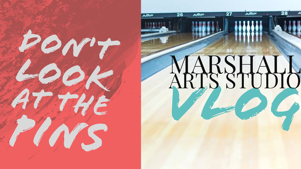 Don't Look at the Pins: Life Lessons From the Bowling Alley. VLOG
