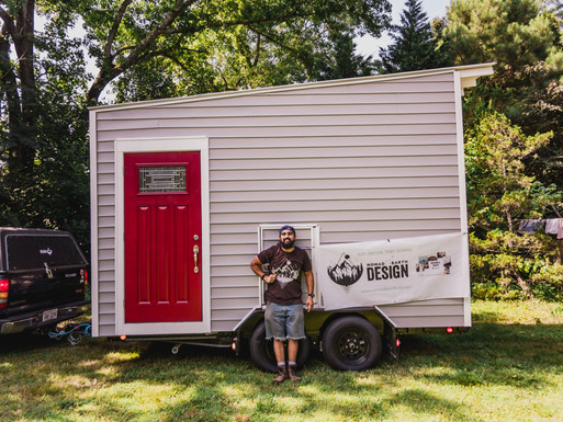 Mercy Drops Dream Center Shower Trailer- Behind-the-Scenes of How We Built It
