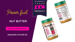 NUTTZO Power Fuel NUT BUTTER with Simple Ingredients | Amazon Favorite