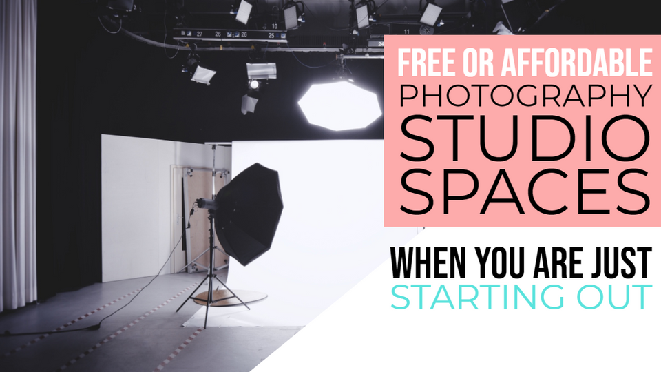 FREE or affordable studio space when you are just starting out