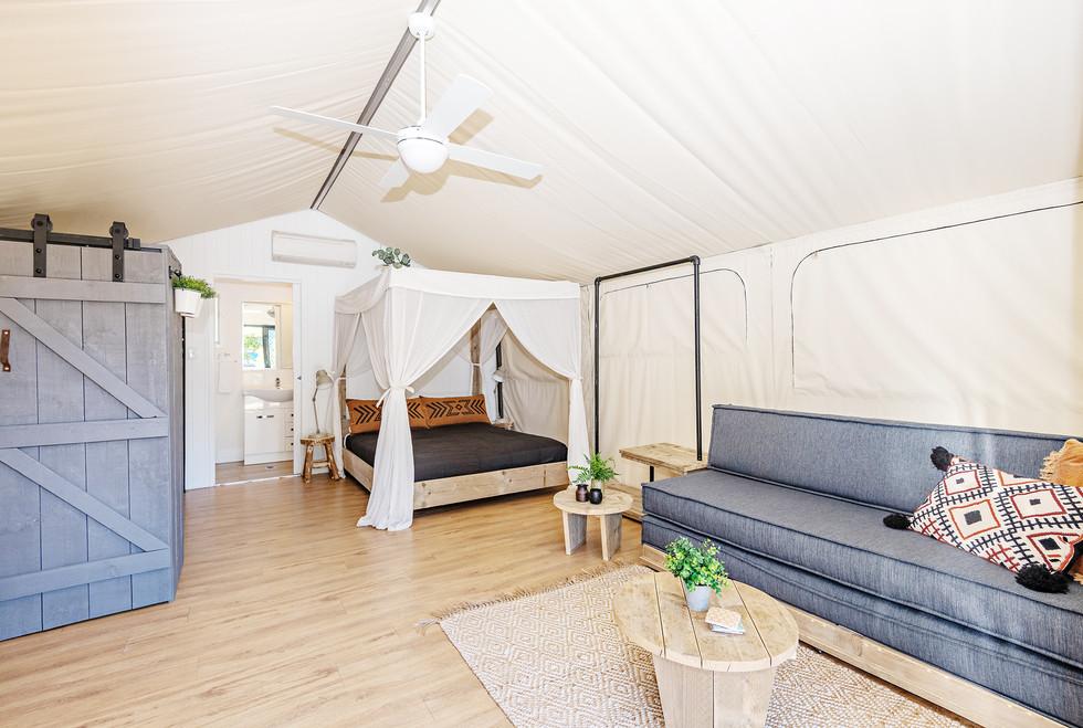 Safari Tent - Holiday Accommodation