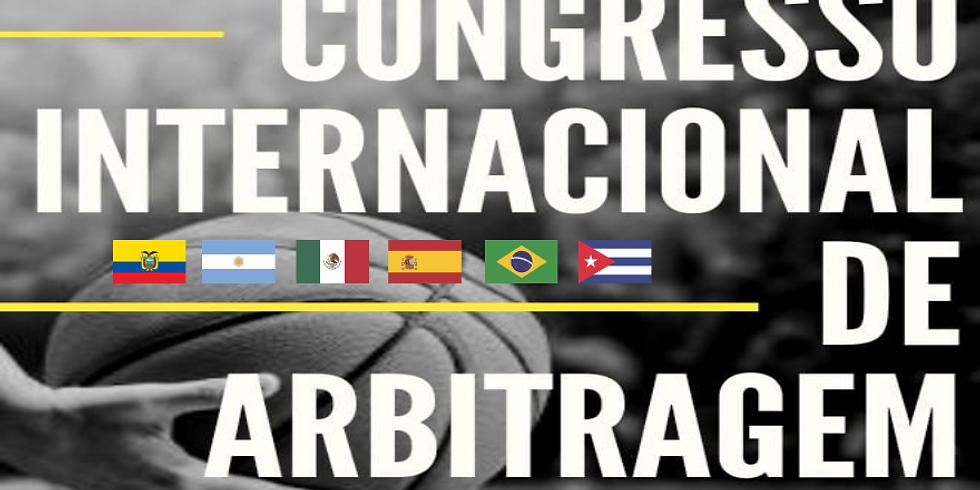 I CONGRESSO INTERNACIONAL DE ARBITRAGEM