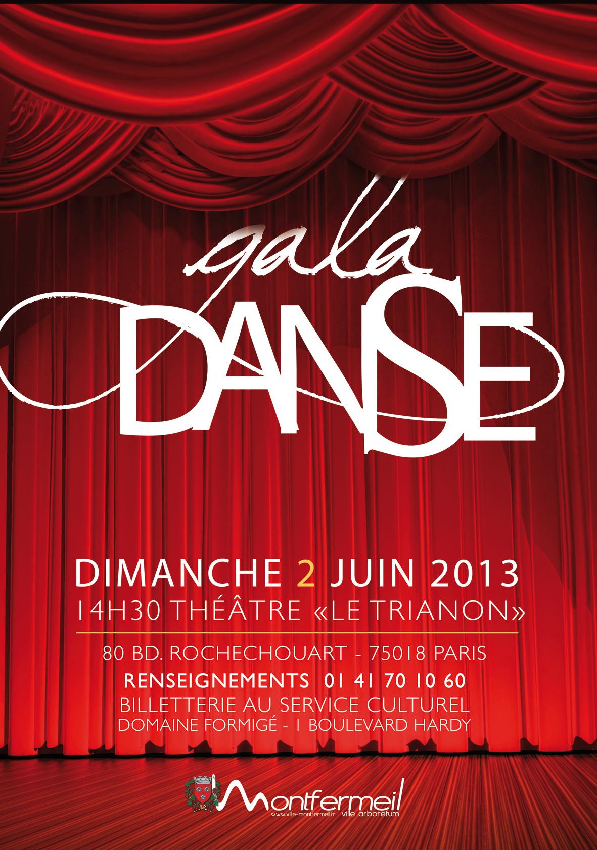GALA DANSE 2013-2