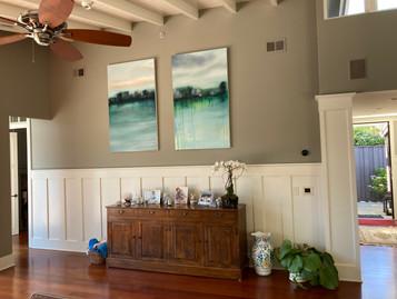 Lagoon house art on wall.JPG