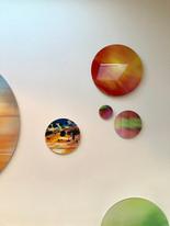 Detail Circle Art wall