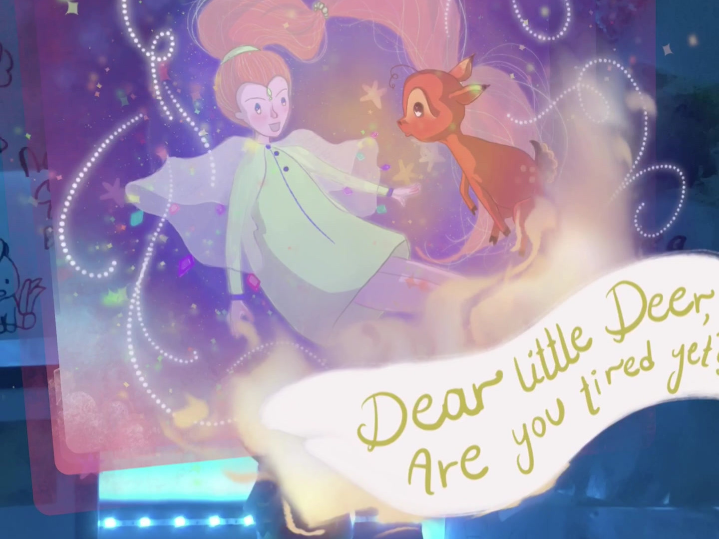 Dear Little Deer, Are you Tired Yet_ (20