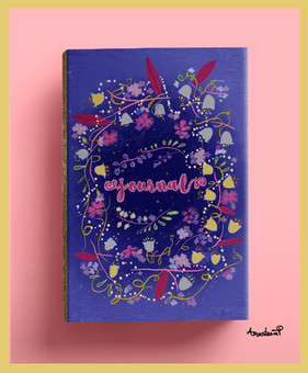 Stationary Collection, Journal Cover 2019