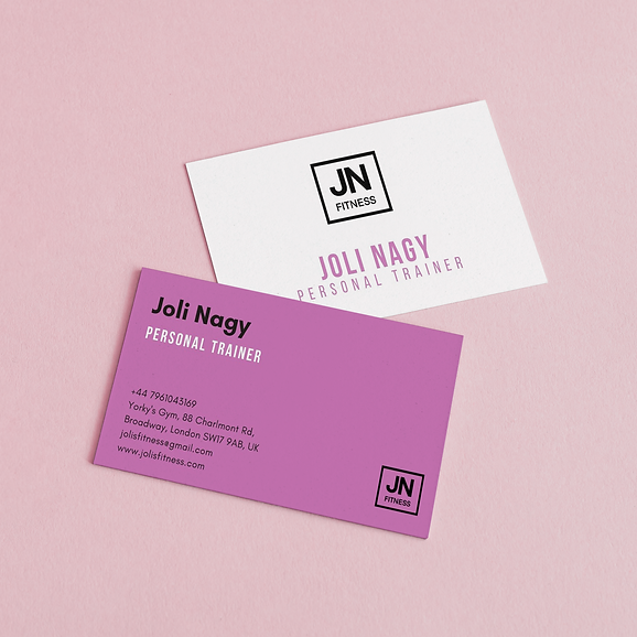 Joli Nagy Business Card