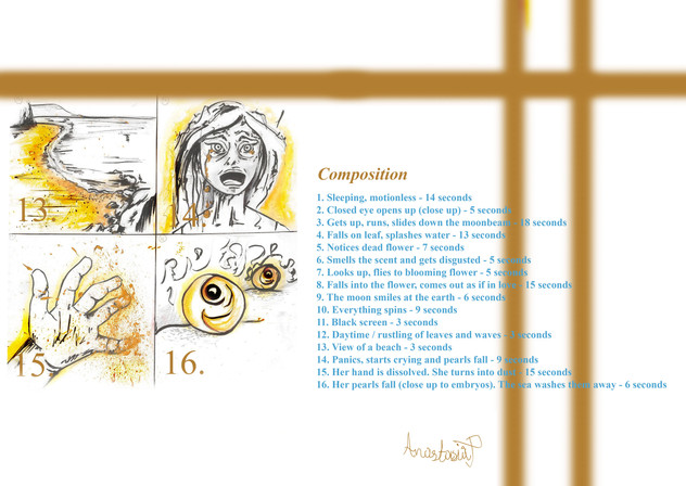 Storyboard Pt2 and Composition