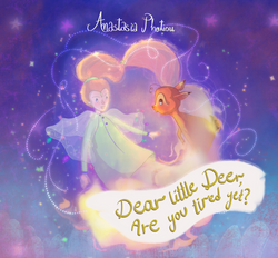 'Dear Little Deer, Are You Tired Yet?' by Anastasia Photiou