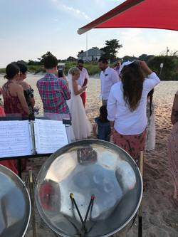 Wedding Ceremony on the Beach