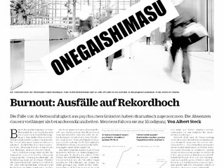 BURNOUT - Ein Blick hinter die Kulisse
