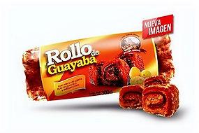 Rollo de guayaba