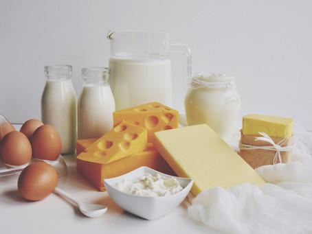 Fortificación de la vitamina D en productos lácteos.