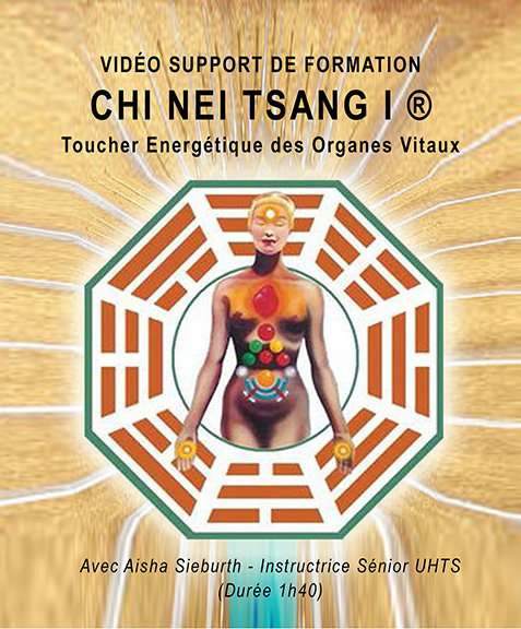 VIDÉO CHI NEI TSANG I ® -Toucher Energétique des Organes Vitaux (AD-15%)