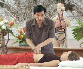 CHI NEI TSANG I - Session abdominale