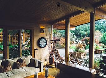 Красивый дом Wodden