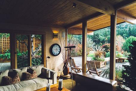 Schöne Wodden Haus