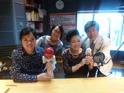 ゲストは三山ひろしさん&松前ひろ子さん。