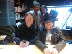 ゴダイゴのミッキー吉野さん&タケカワユキヒデさん
