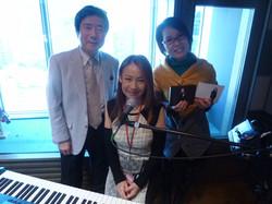 ゲスト 歌手八神純子さん