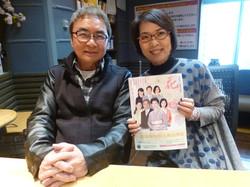 今朝は、歌手で俳優の西郷輝彦さんをお迎えしました