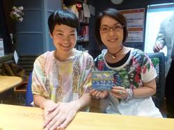 広島県在住のシンガーソングライター 二階堂和美さん