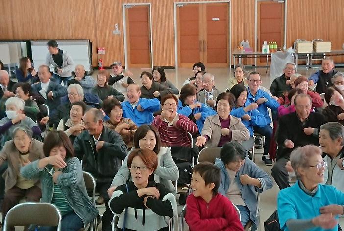 西海市福祉団体交流会③.JPG
