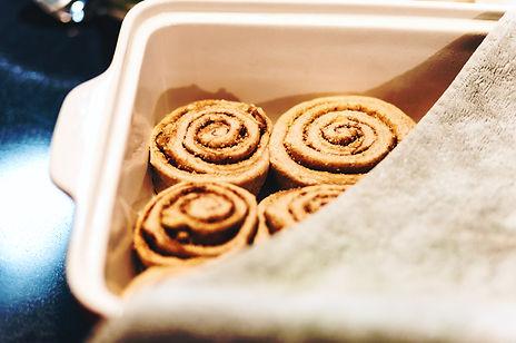 Homemade Sweet Rolls