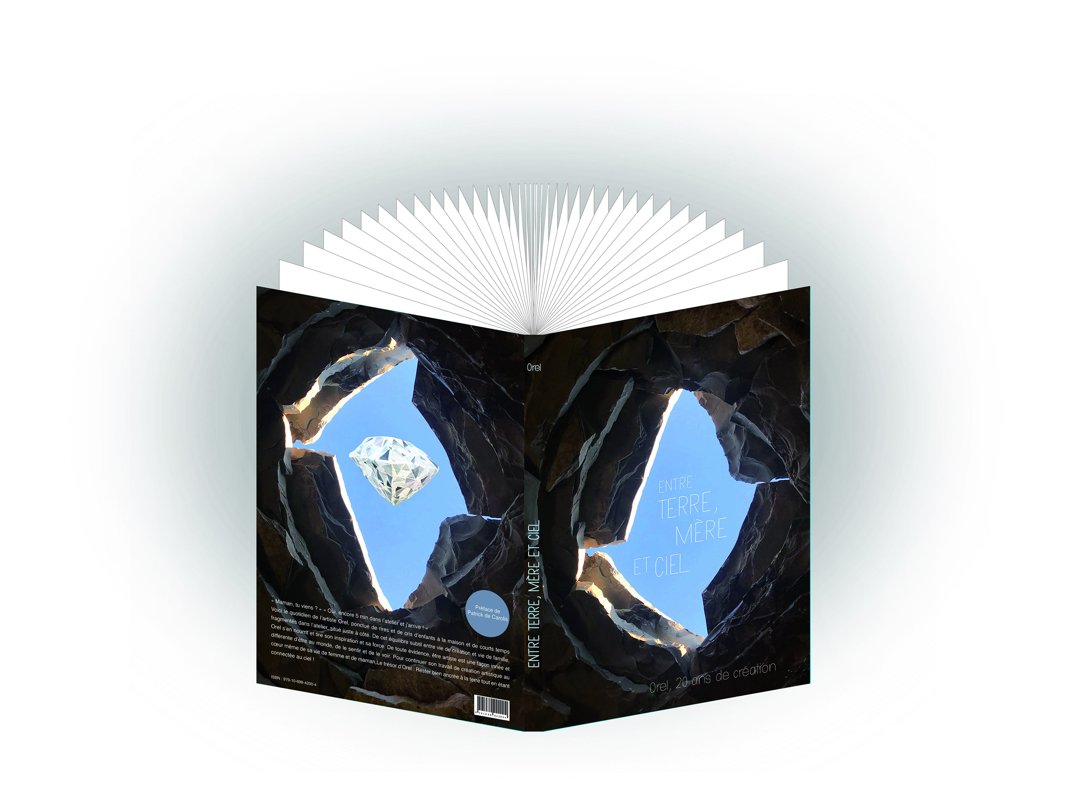 visuel livre 3D Orel