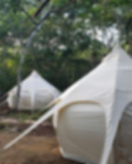 BELILULA Glamping Confortable Tents