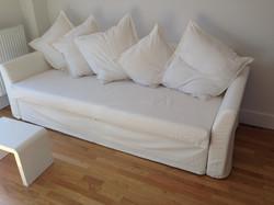 Ikea sofa bed assembled by www.norwichflatpack.co.uk