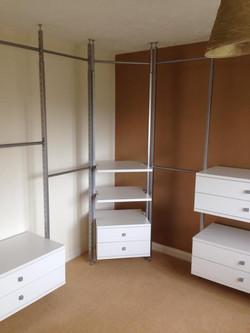 Norwich Flatpack Homebase Aura Installation
